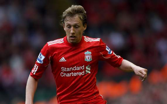Lucas Leiva - Liverpool (Getty Images)