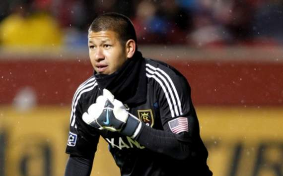Nick Rimando, Real Salt Lake (Getty)
