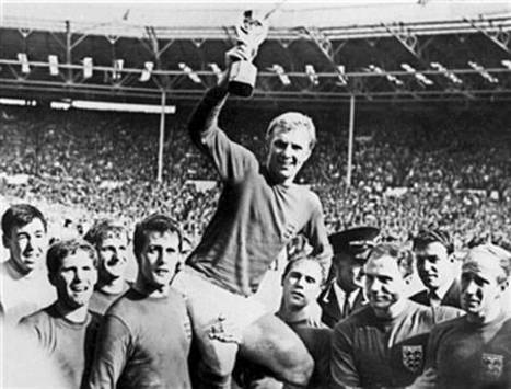 World Cup 2010 EXCLUSIVE: 1966 Heroes Talk Up England's Chances Of Glory In South Africa