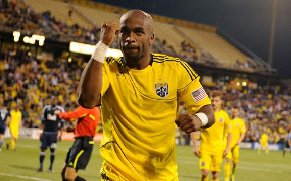 Emilio Renteria, Columbus Crew