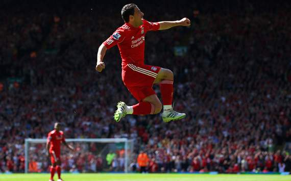 EPL,Maxi Rodriguez,Liverpool vs Newcastle United