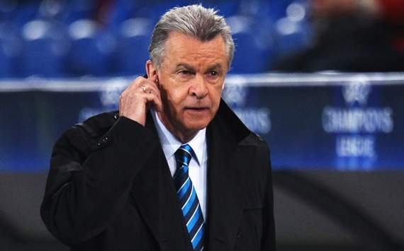 Hitzfeld 'fascinated' by Sammer-Zorc rivalry ahead of DFL-Supercup clash