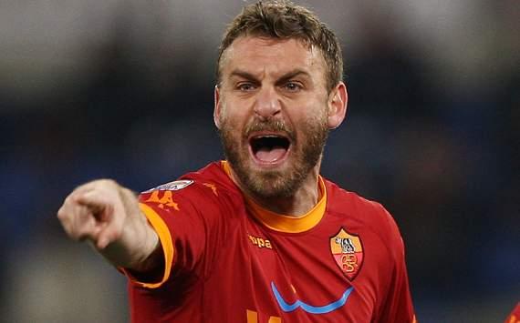 Daniele De Rossi - Roma (Getty Images)