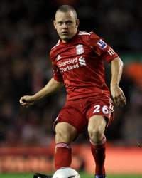 Jay Spearing - Liverpool (Getty Images)