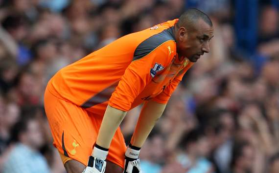 Official: Heurelho Gomes leaves Tottenham for Hoffenheim loan