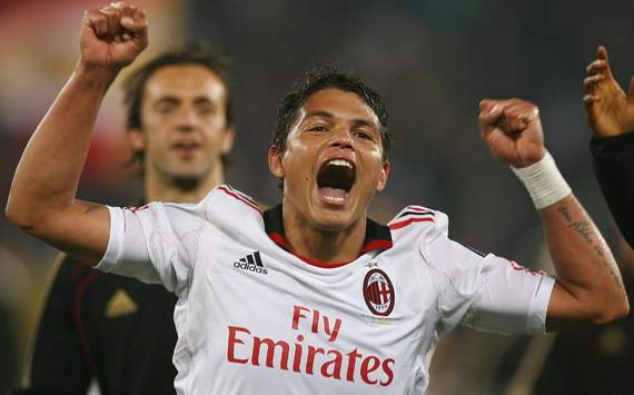 Thiago Silva: I have spoken with Barcelona but I play for AC Milan