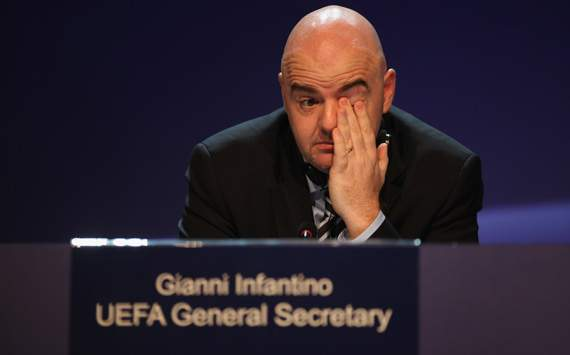 Infantino calls for third-party ownership ban
