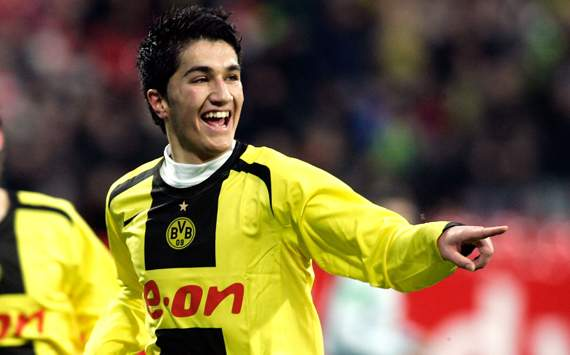 New Real Madrid signing Nuri Sahin named Bundesliga Player of the Season for performance with Borussia Dortmund