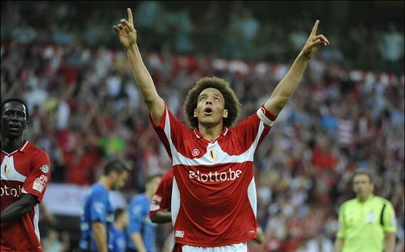 AC Milan in talks for Standard Liege's Axel Witsel - report