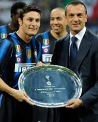 كأس إيطاليا النهائي : انتر ميلان 3-1 باليرمو