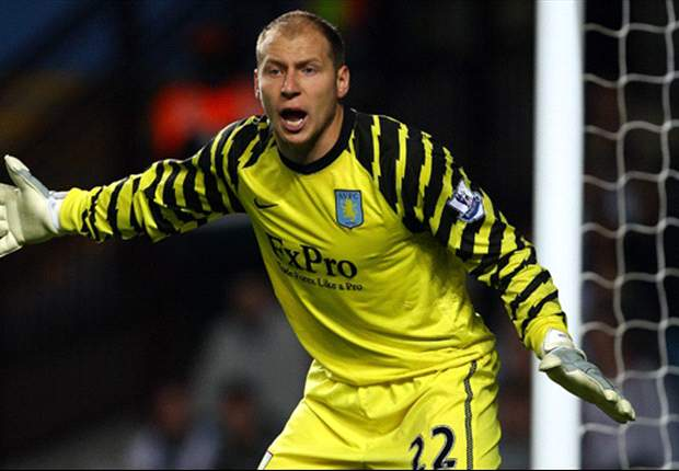 Aston Villa to offer Brad Guzan and cash to sign Ben Foster from Birmingham City - report