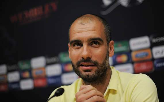 Pep Guardiola, Barcelona (Getty Images)