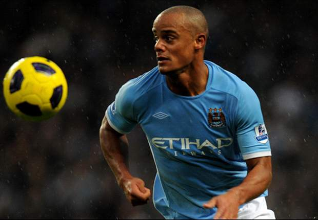 'We did what had to be done' - Manchester City captain Vincent Kompany satisfied after 2-0 victory over Everton