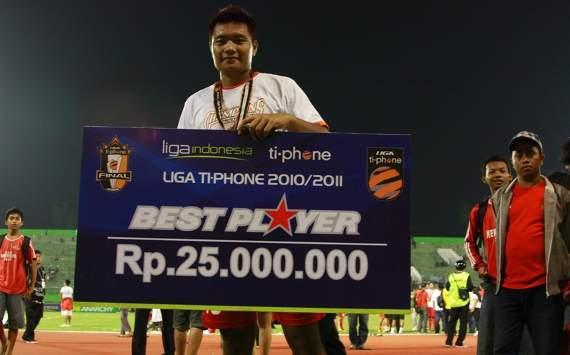 Wahyu Wijiastanto - Persiba Bantul (GOAL.com/Arief Setiadi)