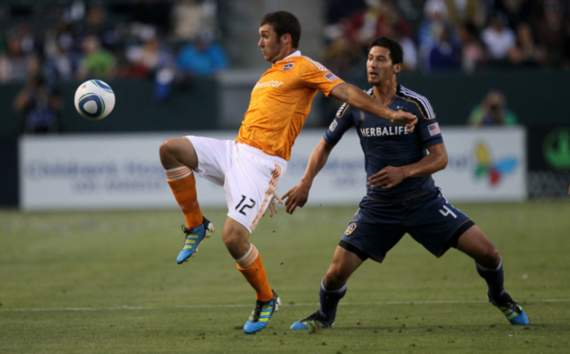 Will Bruin; Omar Gonzalez, LA Galaxy, Houston Dynamo