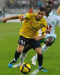 Marvin Martin - FC Sochaux