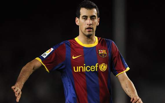 Keita loss is a big blow, says Busquets