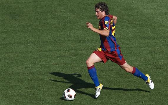 Sergi Roberto injury blow for Barcelona