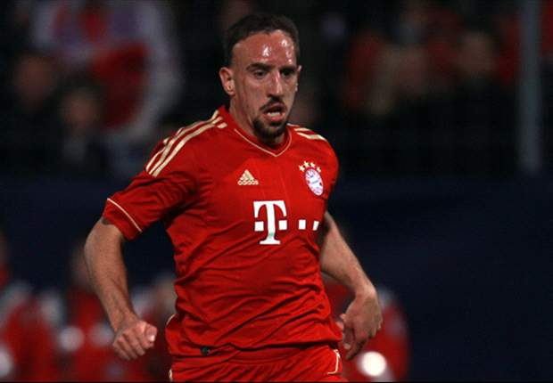 Bayern Munich's Franck Ribery forced to pay 2.5 million to former agent following lawsuit