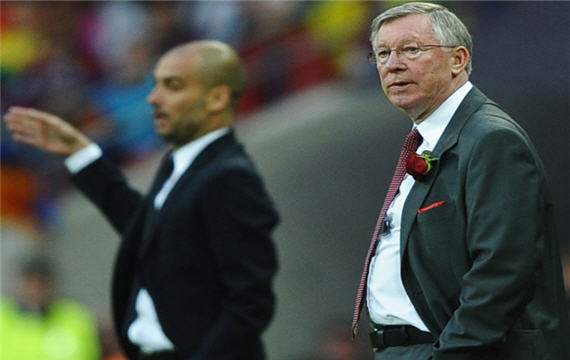 Sir Alex Ferguson surprised by Guardiola's Bayern Munich choice