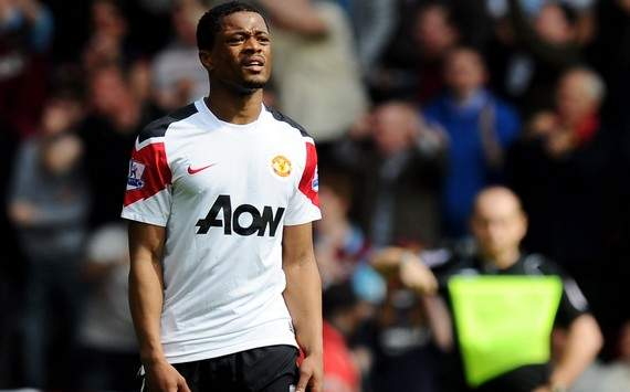 Manchester United, Patrice Evra