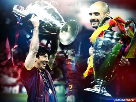 Barcelona - Uefa Champions league champion 2011