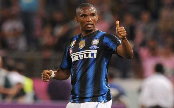 Samuel Eto'o - Inter Milan (Getty Images)