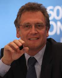 Jerome Valcke Secretary General of FIFA