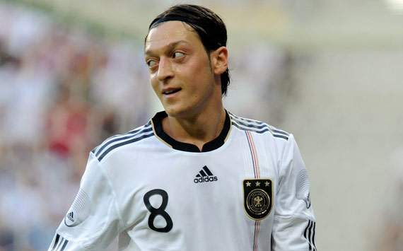 Ozil 'convinced' Germany can win Euro 2012