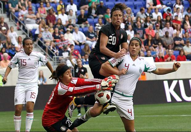 Brent Latham: Mexico women's team has a Yankee accent