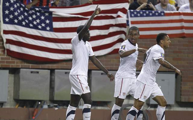 Jozy Altidore, USA