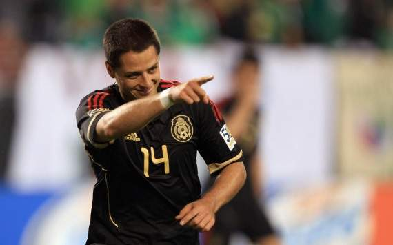 Javier 'Chicharito' Hernandez, Mexico (Getty Images)