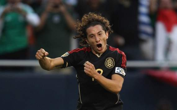 Andres Guardado, Mexico (Getty Images)