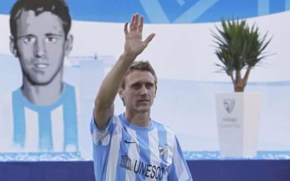 Nacho Monreal, Malaga (www.malagacf.com)