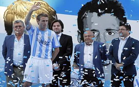 'The investment will continue' - Malaga chairman happy with team's exploits