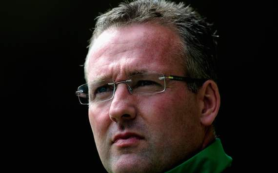 Paul Lambert of Norwich City