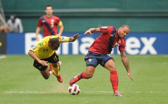 Jermaine Jones, USA