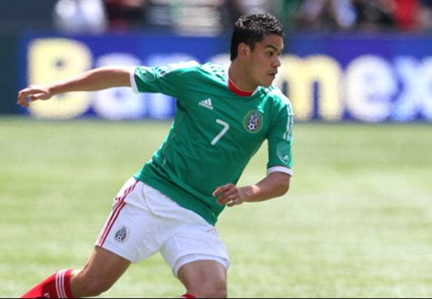 Pablo Barrera: Mexico didn't deserve to lose this game