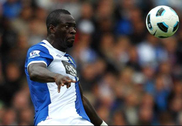 QPR make 5m move for Blackburn Rovers' Christopher Samba  report
