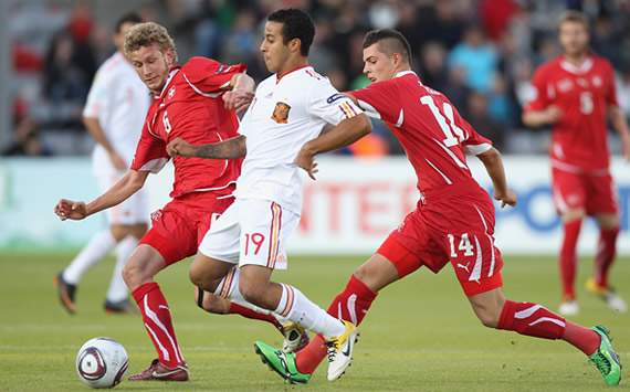 UEFA European U21 Championships - FInal: Spain vs Switzerland 