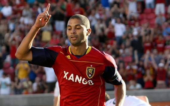 Alvaro Saborio, Real Salt Lake, MLS