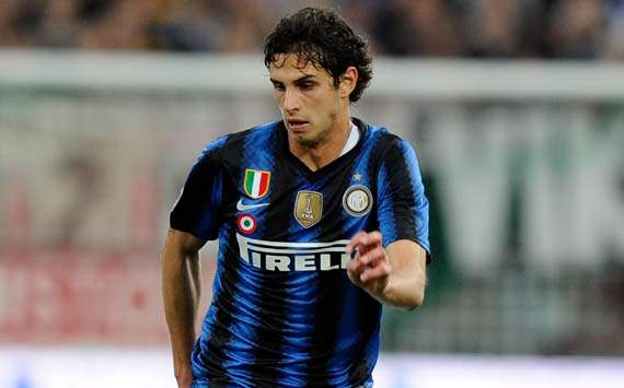 Andrea Ranocchia - Inter defender (Getty Images)