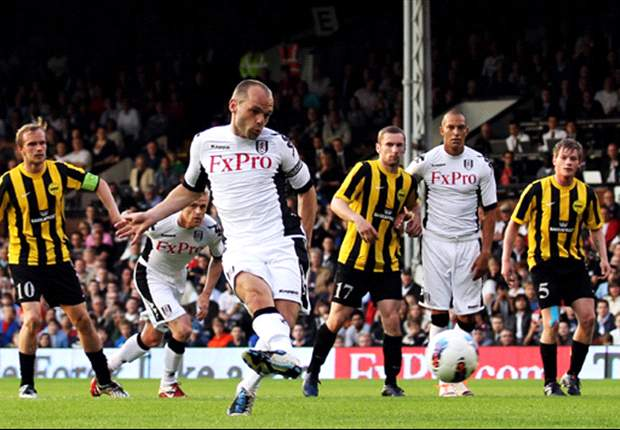 Premier League status 'top priority' for Fulham says captain Danny Murphy