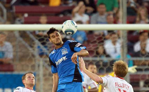 Chris Wondolowski, San Jose Earthquakes; Dax McCarty, New York Red Bulls, MLS