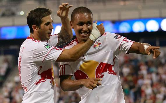 Juan Agudelo, Carlos Mendes, New York Red Bulls, MLS