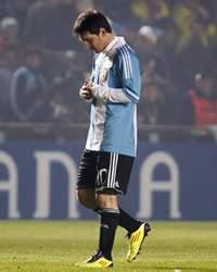 Copa America: Lionel Messi - Argentina