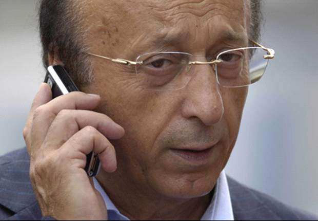 I'd nail Juventus' third golden star to Moratti's head, says Moggi