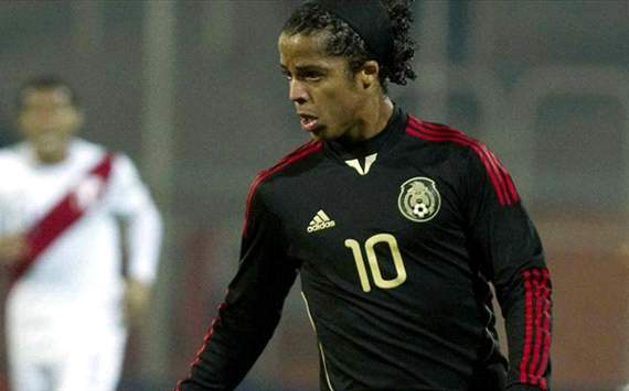I want to return to Spain, says Giovani dos Santos