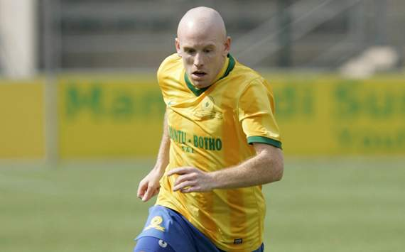 Pattison in full training with new club Bidvest Wits