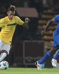 Neymar -Brasil x Equador (Rafael Ribeiro / CBF)
